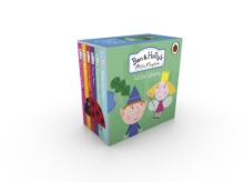 Ben and Holly's Little Kingdom: Little Library, Board book