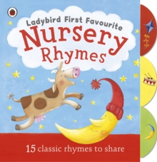 Ladybird First Favourite Nursery Rhymes, Board book