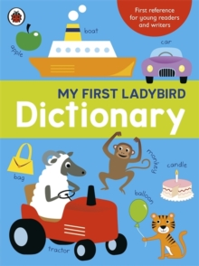 My First Ladybird Dictionary, Paperback