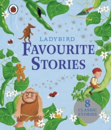 Ladybird Favourite Stories for Boys, Hardback Book