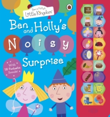 Ben and Holly's Noisy Surprise, Hardback Book
