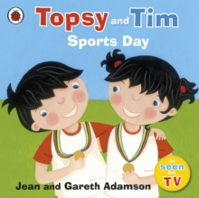 Topsy and Tim Sports Day, Paperback Book