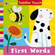 Ladybird Toddler Touch: First Words, Board book Book