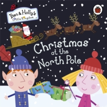 Christmas at the North Pole, Board book