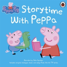 Peppa Pig: Storytime with Peppa, CD-Audio