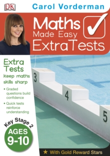 Maths Made Easy Extra Tests Age 9-10, Paperback Book