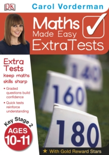 Maths Made Easy Extra Tests Age 10-11, Paperback