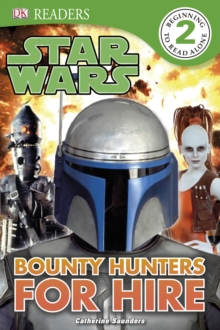 Star Wars Bounty Hunters for Hire, Paperback