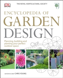 RHS Encyclopedia of Garden Design, Hardback
