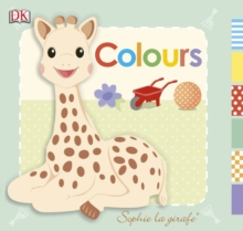 Sophie La Girafe: Colours, Board book