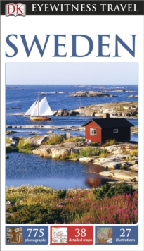 DK Eyewitness Travel Guide: Sweden, Paperback Book