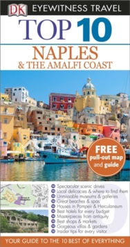 DK Eyewitness Top 10 Travel Guide: Naples & the Amalfi Coast, Paperback