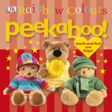 Peekaboo! Rainbow Colours, Board book