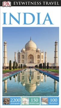 DK Eyewitness Travel Guide: India, Paperback