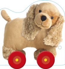 Wheelie Puppy, Board book