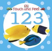 Touch and Feel 123, Board book
