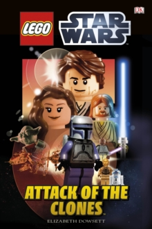 LEGO Star Wars Attack of the Clones, Hardback