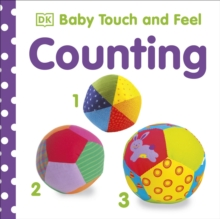 Numbers 1,2,3, Board book