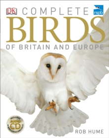 RSPB Complete Birds of Britain and Europe, Hardback