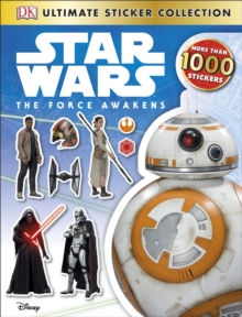 Star Wars: The Force Awakens: Ultimate Sticker Collection, Paperback Book