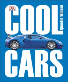 Cool Cars, Paperback Book
