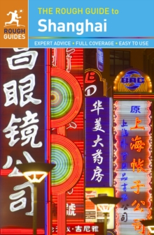 The Rough Guide to Shanghai, Paperback Book