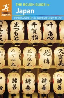 The Rough Guide to Japan, Paperback