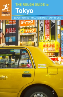 The Rough Guide to Tokyo, Paperback