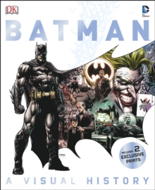 Batman a Visual History, Hardback