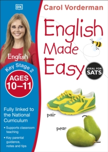 English Made Easy Ages 10-11 Key Stage 2, Paperback