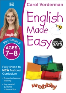 English Made Easy Ages 7-8 Key Stage 2 : Ages 7-8, Key stage 2, Paperback