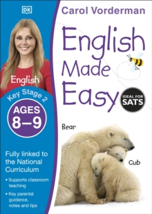 English Made Easy Ages 8-9 Key Stage 2 : Ages 8-9, Key stage 2, Paperback