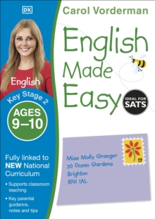 English Made Easy Ages 9-10 Key Stage 2, Paperback Book