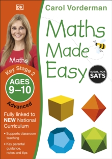 Maths Made Easy Ages 9-10 Key Stage 2 Advanced : Ages 9-10, Key Stage 2 advanced, Paperback