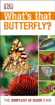 RSPB What's That Butterfly?, Paperback