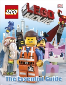 The LEGO Movie the Essential Guide, Hardback