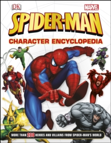 Spider-Man Character Encyclopedia, Hardback Book