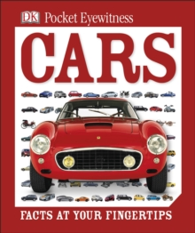Pocket Eyewitness Cars, Hardback