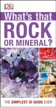 RSPB What's That Rock or Mineral?, Paperback