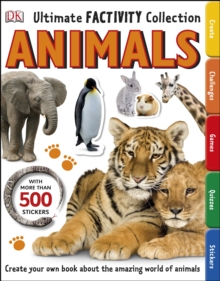 Ultimate Factivity Collection Animals, Paperback