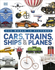 Cars Trains Ships and Planes, Hardback