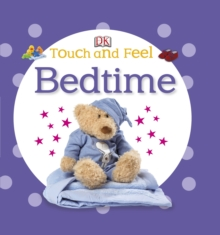 Touch and Feel Bedtime, Board book