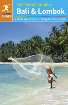 The Rough Guide to Bali and Lombok, Paperback Book