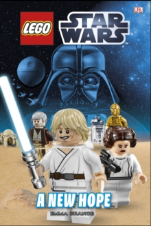 LEGO Star Wars A New Hope, Hardback