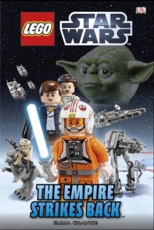 LEGO Star Wars Empire Strikes Back, Hardback
