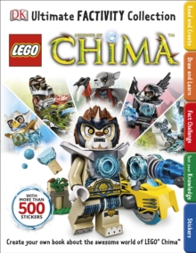 Lego Legends of Chima Ultimate Factivity Collection, Paperback