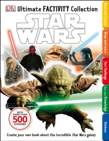 Star Wars: Ultimate Factivity Collection, Paperback Book