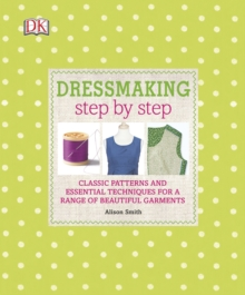 Dressmaking Step by Step, Hardback Book