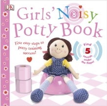 Girls' Noisy Potty Book, Board book Book