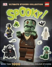 LEGO Spooky! Ultimate Sticker Collection, Paperback